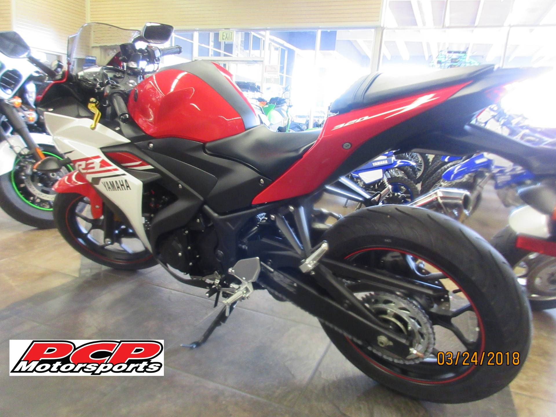 2015 Yamaha YZF-R3 for sale 135221