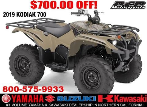 2020 Yamaha Kodiak 450 in Sacramento, California - Photo 1