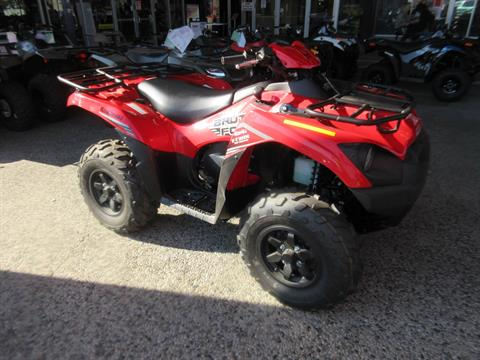 2021 Kawasaki Brute Force 750 4x4i in Sacramento, California - Photo 1