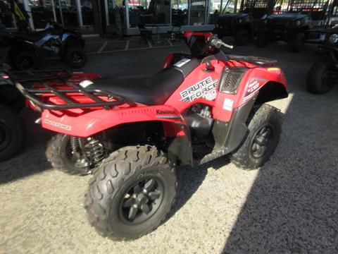 2021 Kawasaki Brute Force 750 4x4i in Sacramento, California - Photo 4