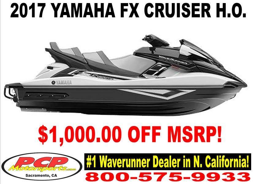 2017 Yamaha FX Cruiser HO for sale 24532
