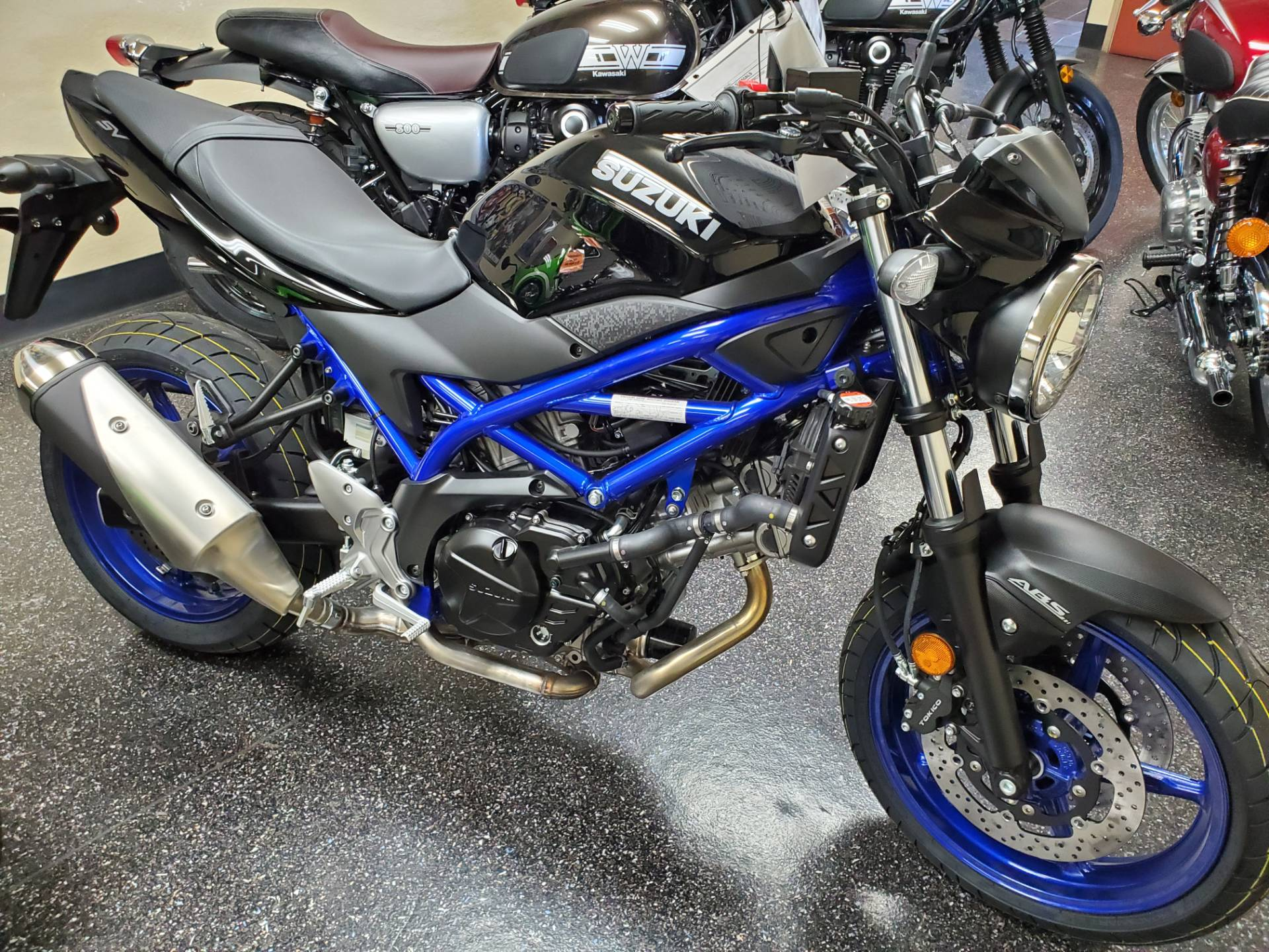 2019 Suzuki SV650 ABS in Sacramento, California - Photo 1
