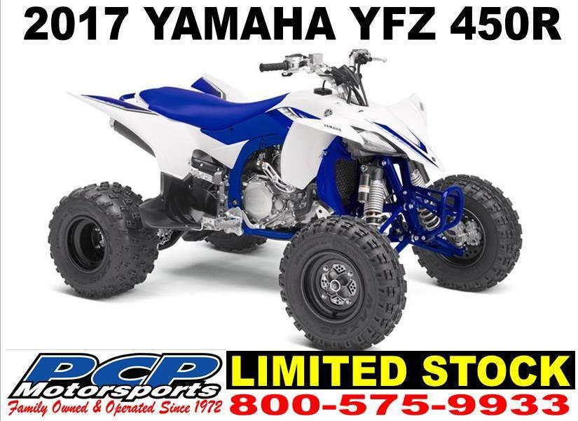 2017 Yamaha YFZ450R 1