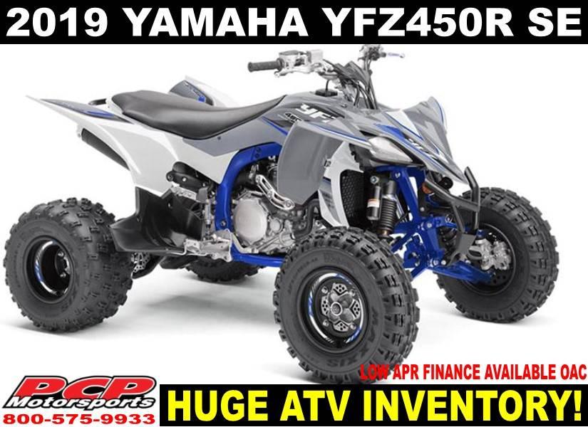 2019 Yamaha YFZ450R SE for sale 130269
