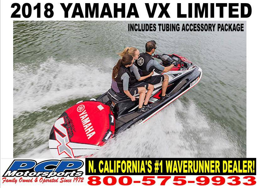 2018 Yamaha VX Limited for sale 141800