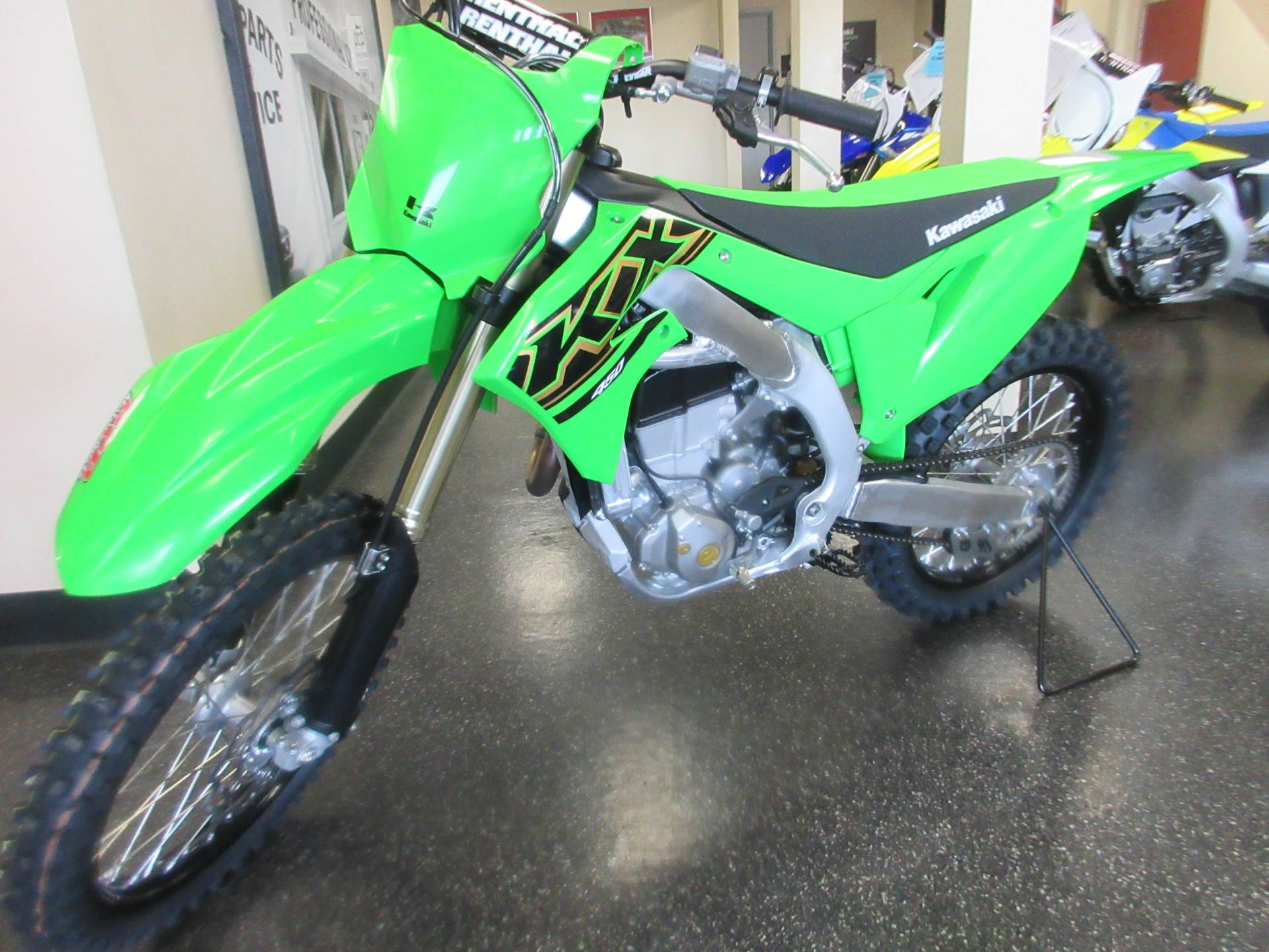 2021 Kawasaki KX 450 in Sacramento, California - Photo 2