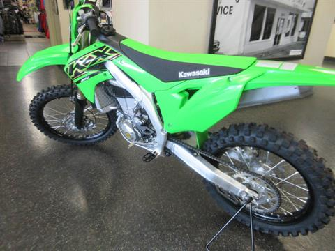 2021 Kawasaki KX 450 in Sacramento, California - Photo 3