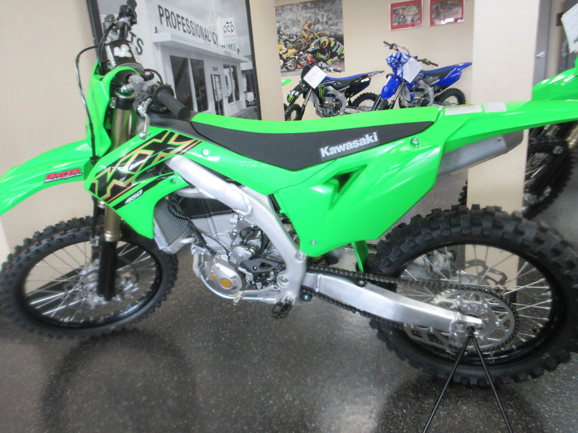 2021 Kawasaki KX 450 in Sacramento, California - Photo 4