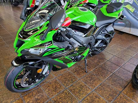 2020 Kawasaki Ninja ZX-10R KRT Edition in Sacramento, California - Photo 2
