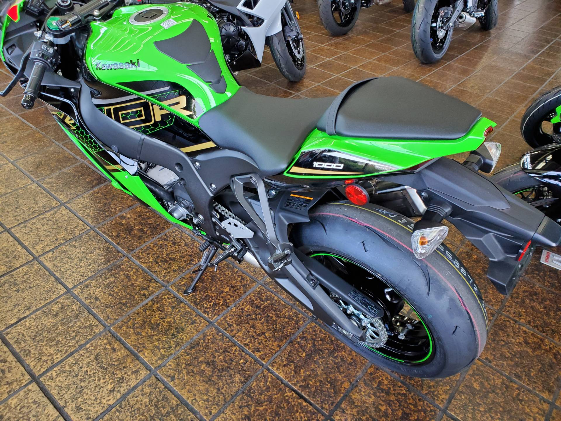 2020 Kawasaki Ninja ZX-10R KRT Edition in Sacramento, California - Photo 3