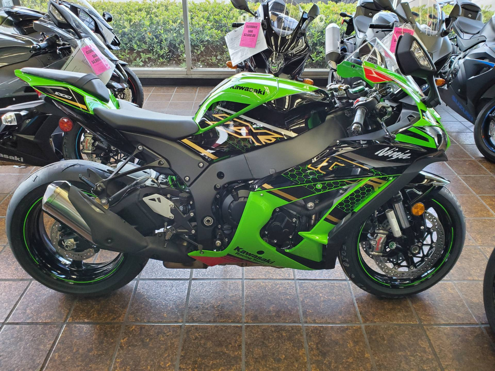 2020 Kawasaki Ninja ZX-10R KRT Edition in Sacramento, California - Photo 5