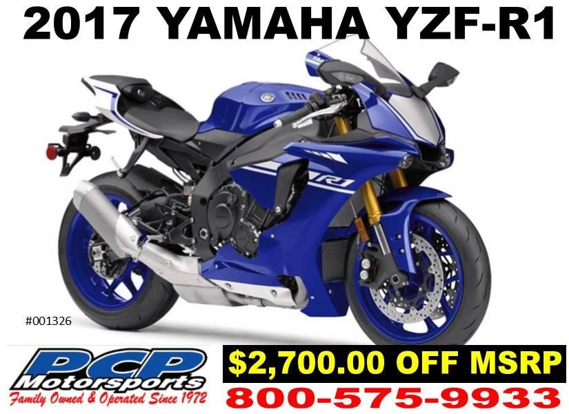 2017 Yamaha YZF-R1 for sale 80872