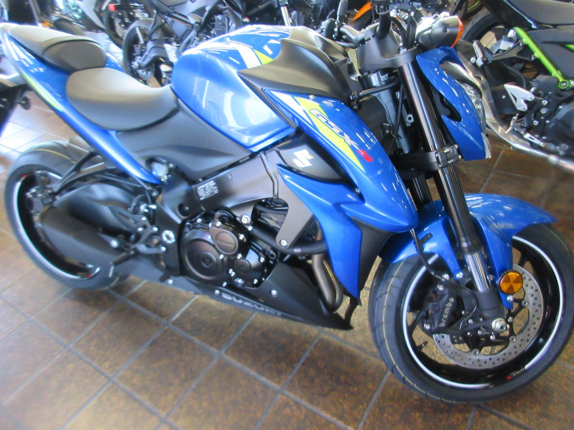 2020 Suzuki GSX-S1000 in Sacramento, California - Photo 6