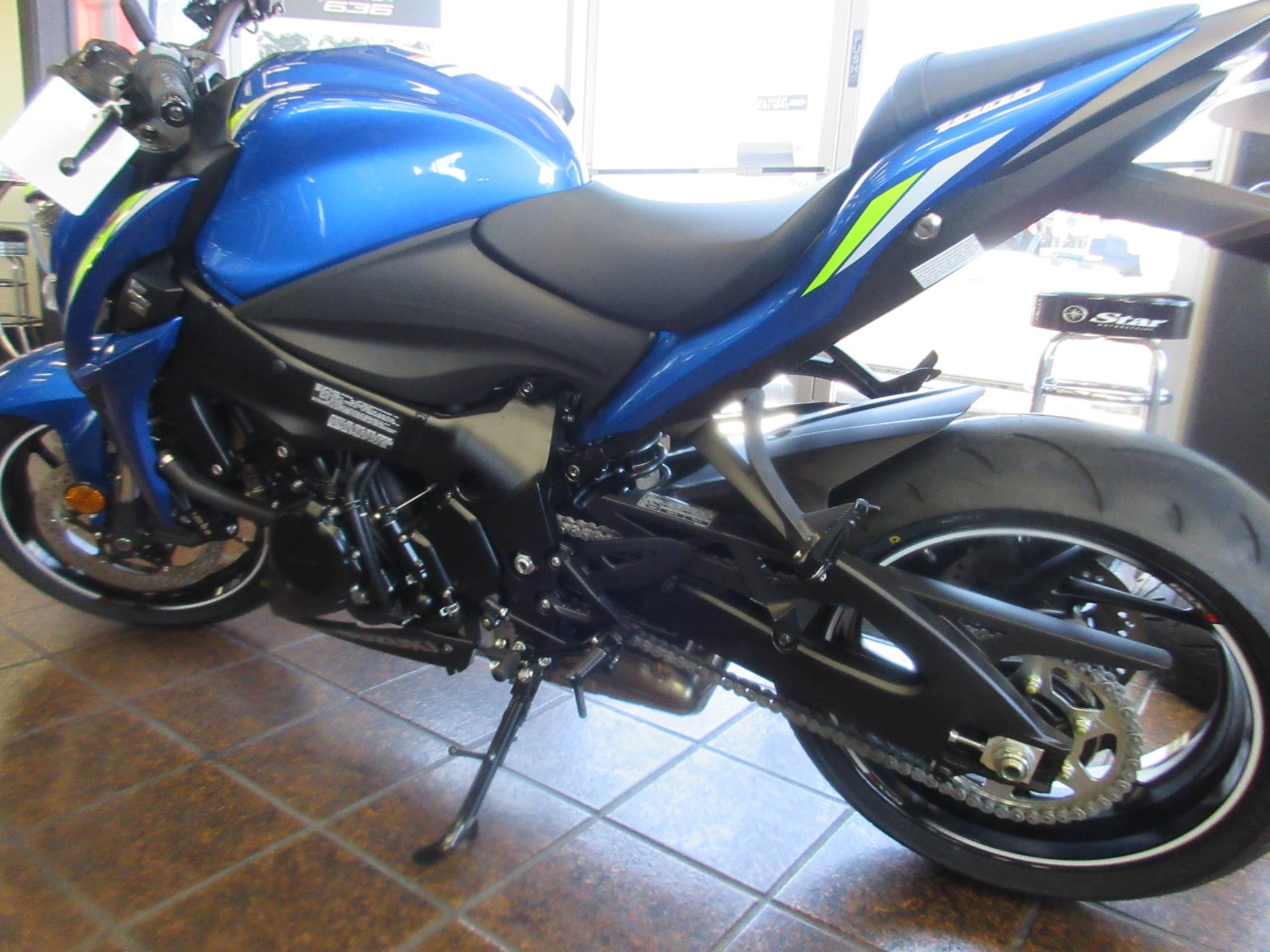 2020 Suzuki GSX-S1000 in Sacramento, California - Photo 3