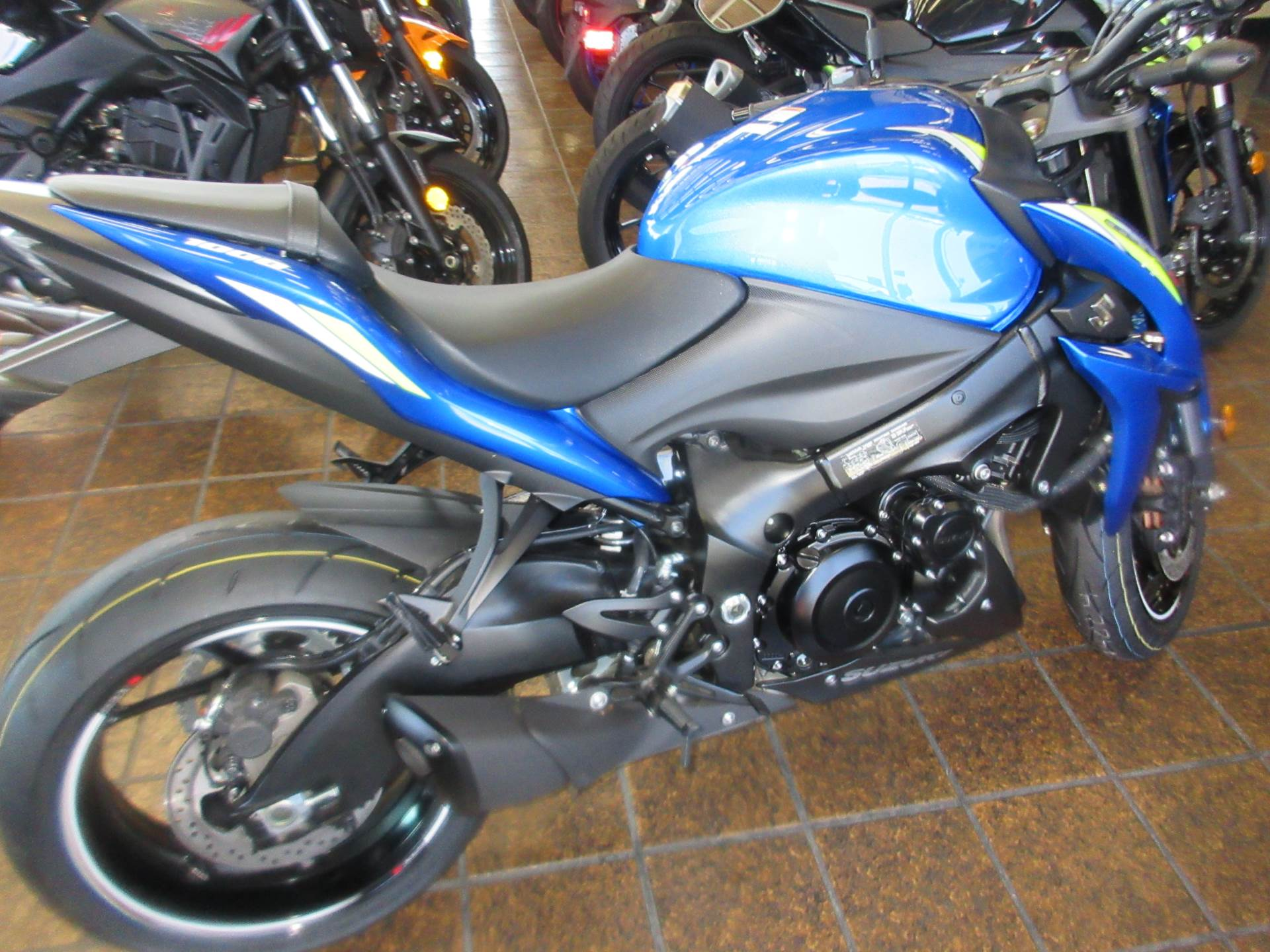 2020 Suzuki GSX-S1000 in Sacramento, California - Photo 4