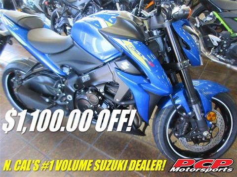 2020 Suzuki GSX-S1000 in Sacramento, California - Photo 1
