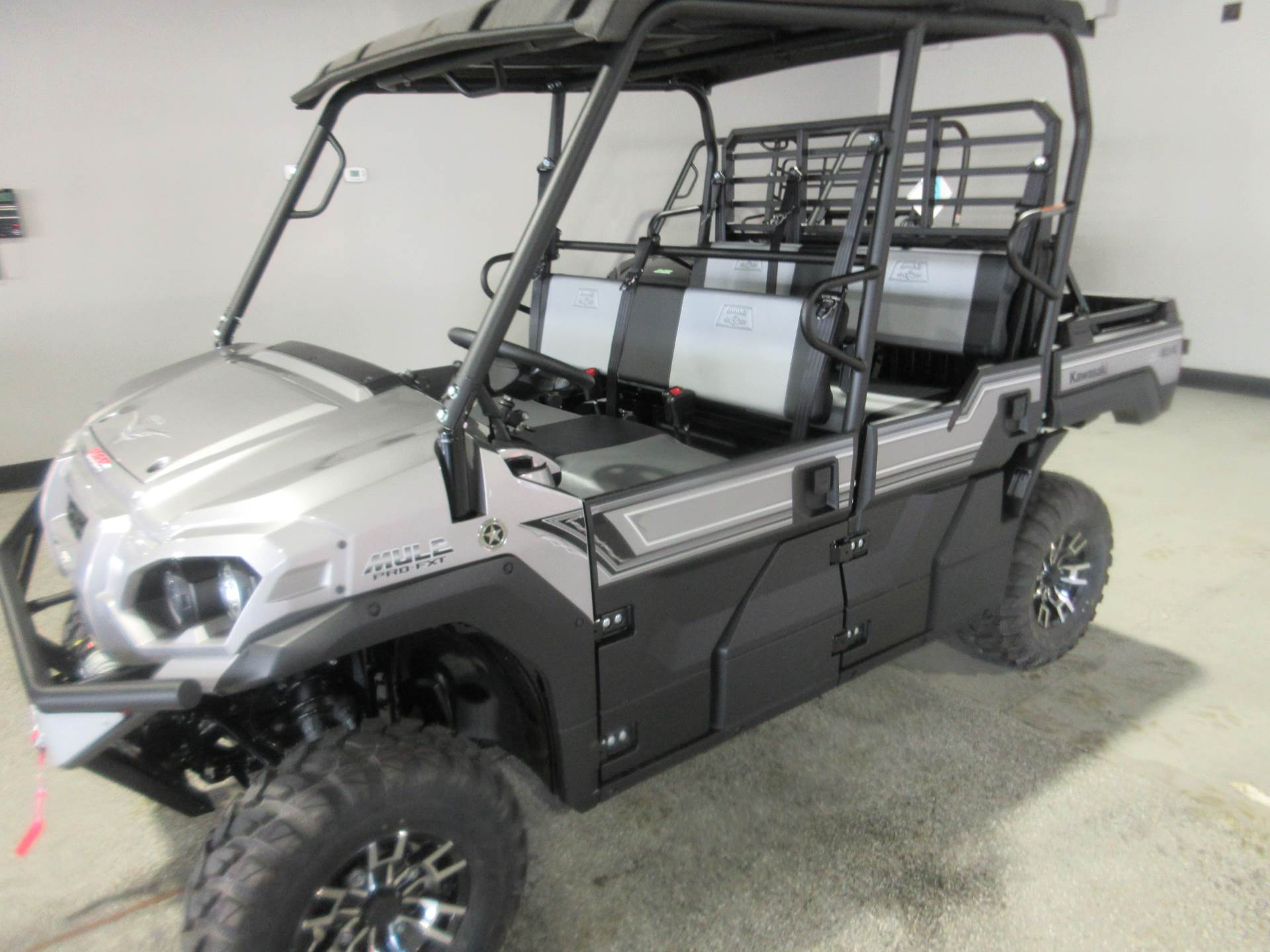 2020 Kawasaki Mule PRO-FXT Ranch Edition in Sacramento, California - Photo 2