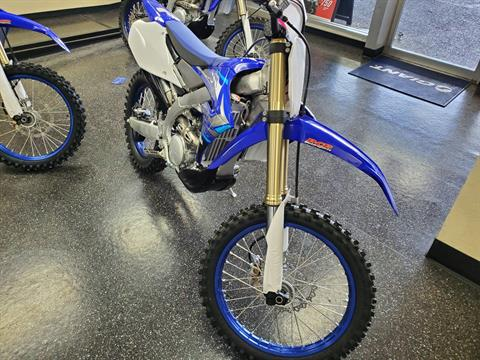 2020 Yamaha YZ250FX in Sacramento, California - Photo 4