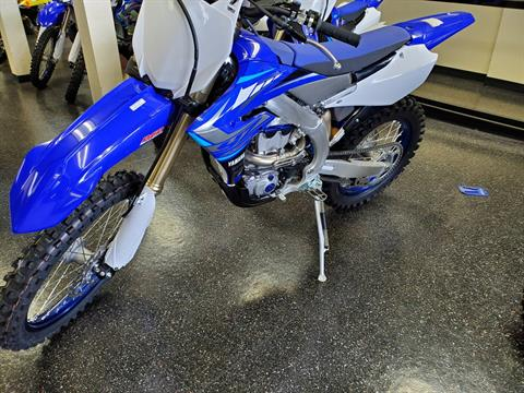 2020 Yamaha YZ250FX in Sacramento, California - Photo 1