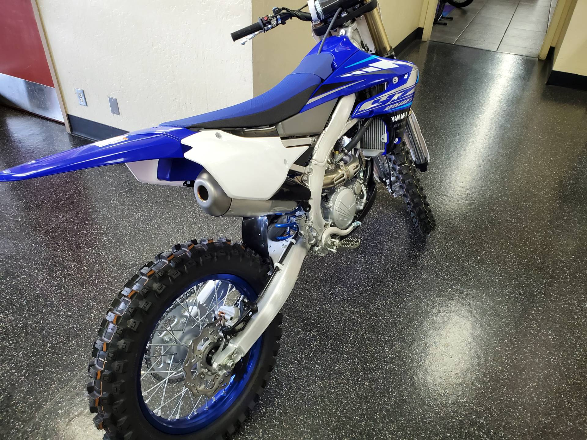 2020 Yamaha YZ250FX in Sacramento, California - Photo 3
