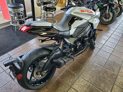 2020 Suzuki Katana in Sacramento, California - Photo 4