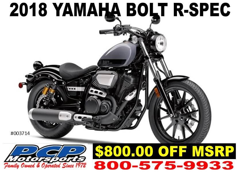 2018 Yamaha Bolt R-Spec for sale 201449