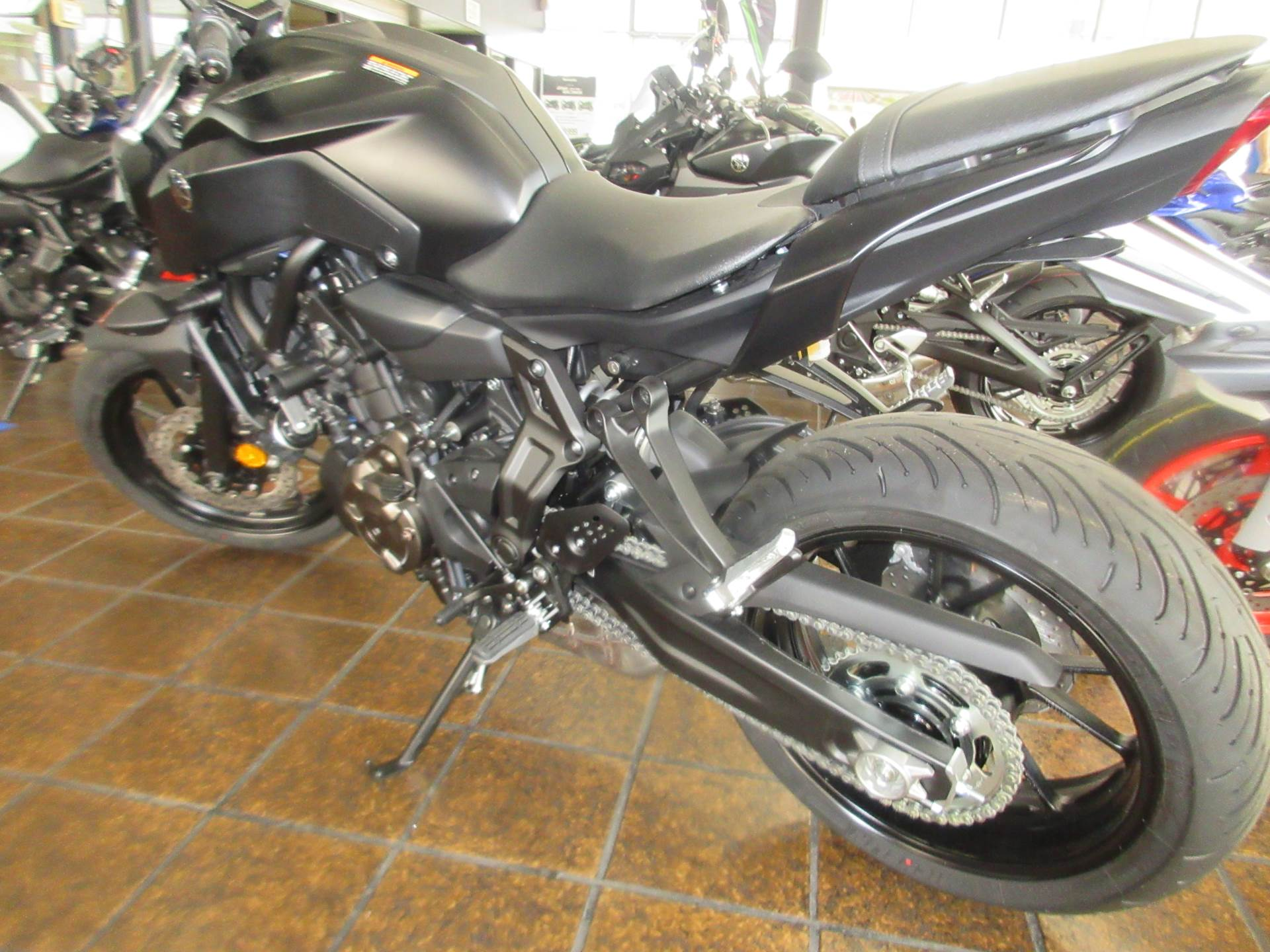 2020 Yamaha MT-07 in Sacramento, California - Photo 3