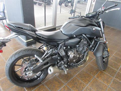 2020 Yamaha MT-07 in Sacramento, California - Photo 4