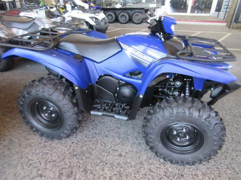2016 Yamaha Grizzly EPS in Sacramento, California