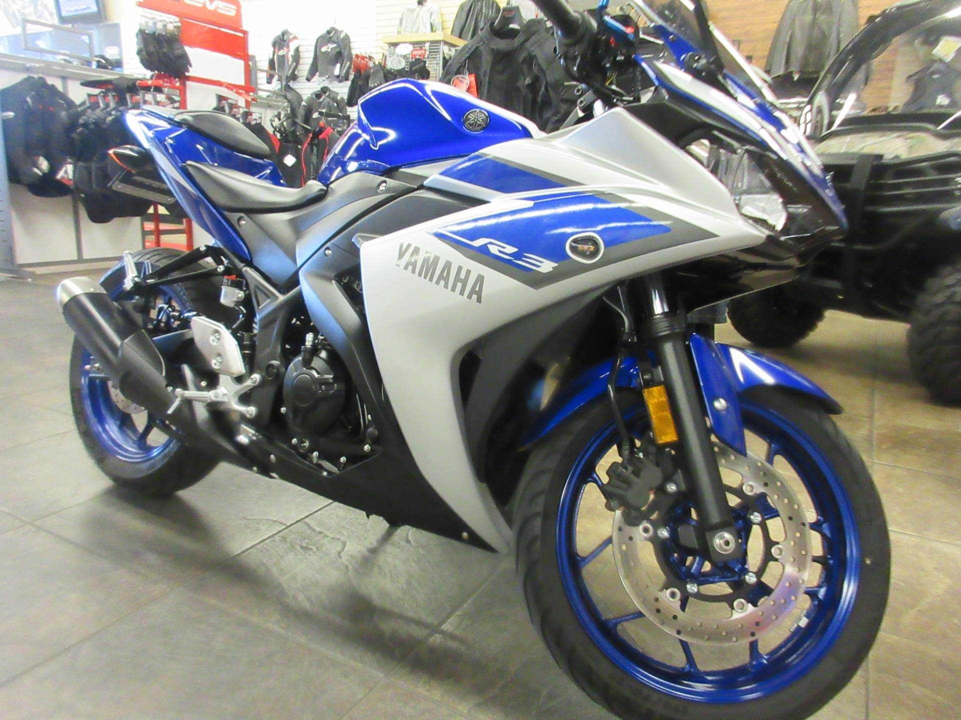 2015 Yamaha YZF-R3 for sale 243197