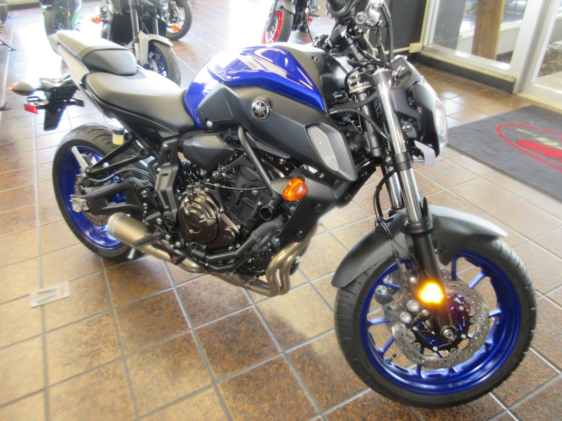 2020 Yamaha MT-07 in Sacramento, California - Photo 1