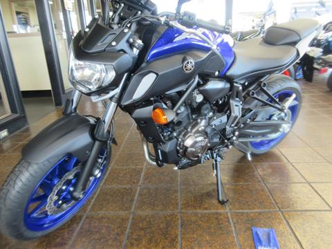 2020 Yamaha MT-07 in Sacramento, California - Photo 2