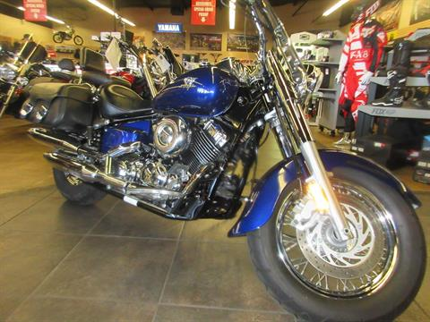 2008 Yamaha V Star 650 Classic in Sacramento, California