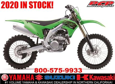 2020 Kawasaki KX 450 in Sacramento, California - Photo 1