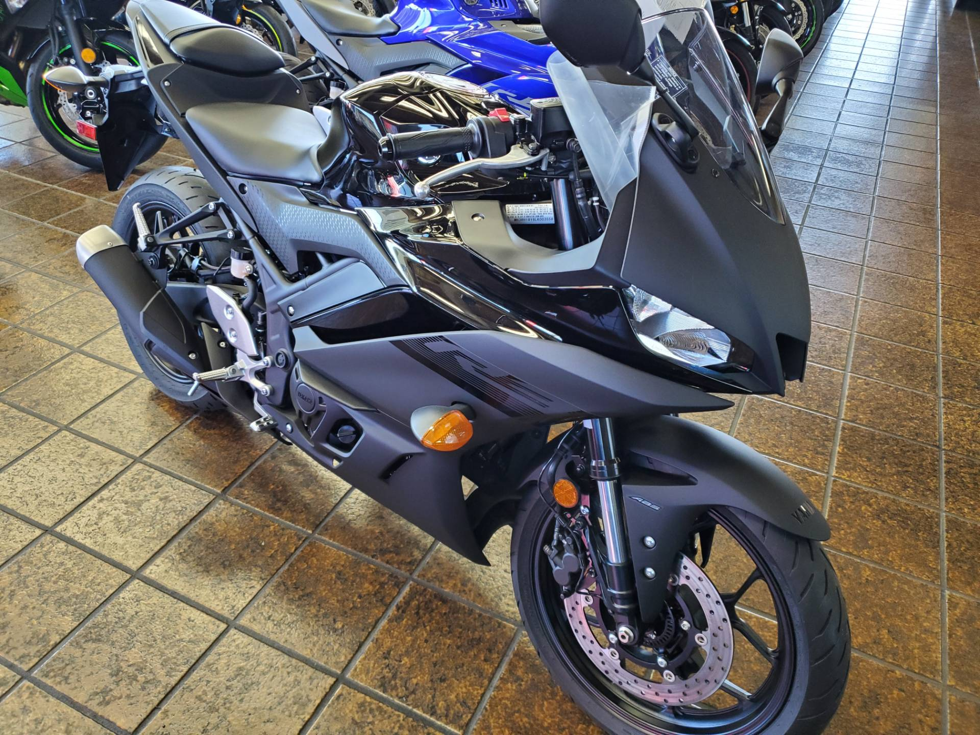 2020 Yamaha YZF-R3 ABS in Sacramento, California - Photo 1