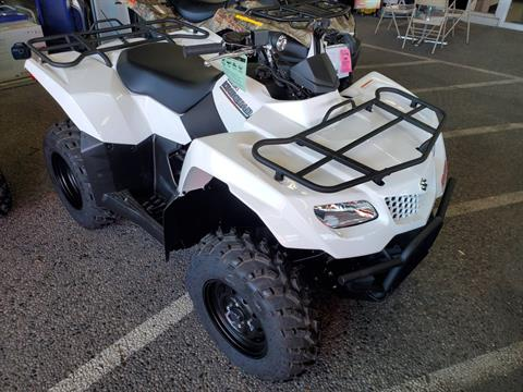 2020 Suzuki KingQuad 400ASi in Sacramento, California - Photo 2