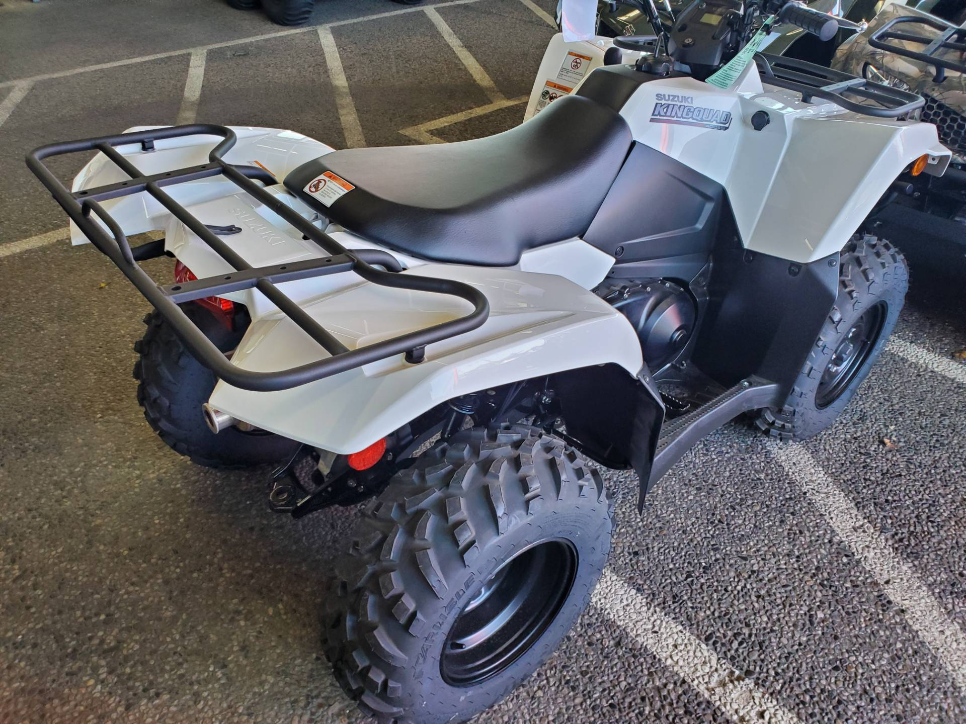2020 Suzuki KingQuad 400ASi in Sacramento, California - Photo 6