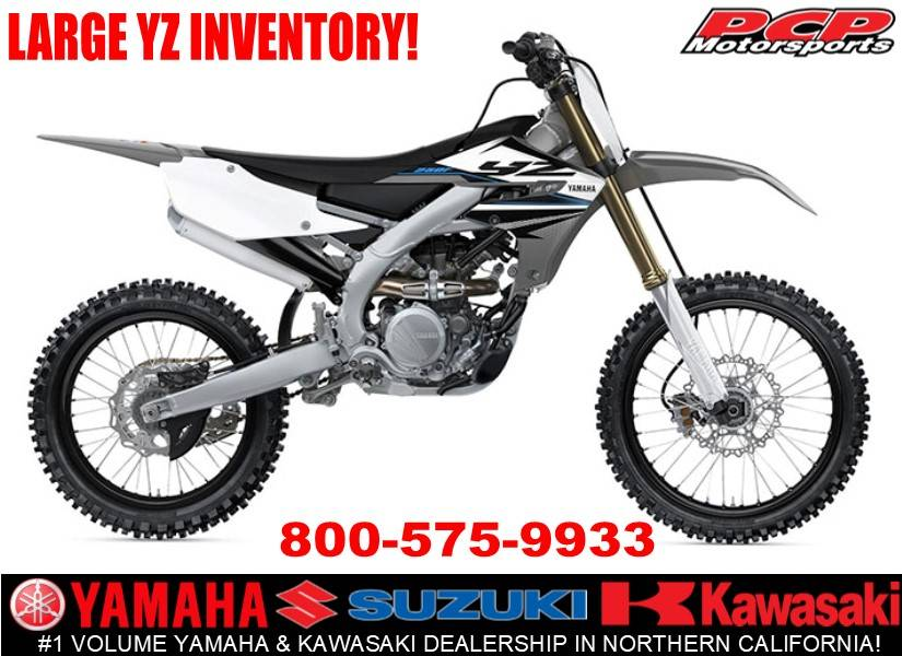2020 Yamaha YZ250F in Sacramento, California - Photo 1