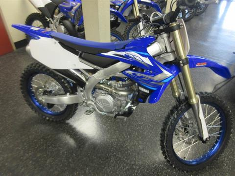 2020 Yamaha YZ450F in Sacramento, California - Photo 1