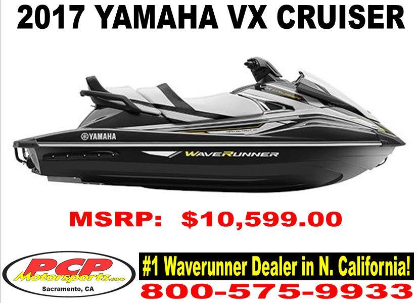 2017 Yamaha VX Cruiser for sale 10982