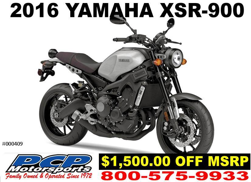 2016 Yamaha XSR900 for sale 22138