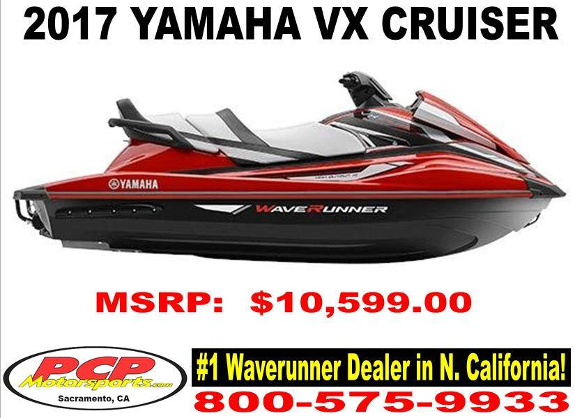 2017 Yamaha VX Cruiser for sale 14445