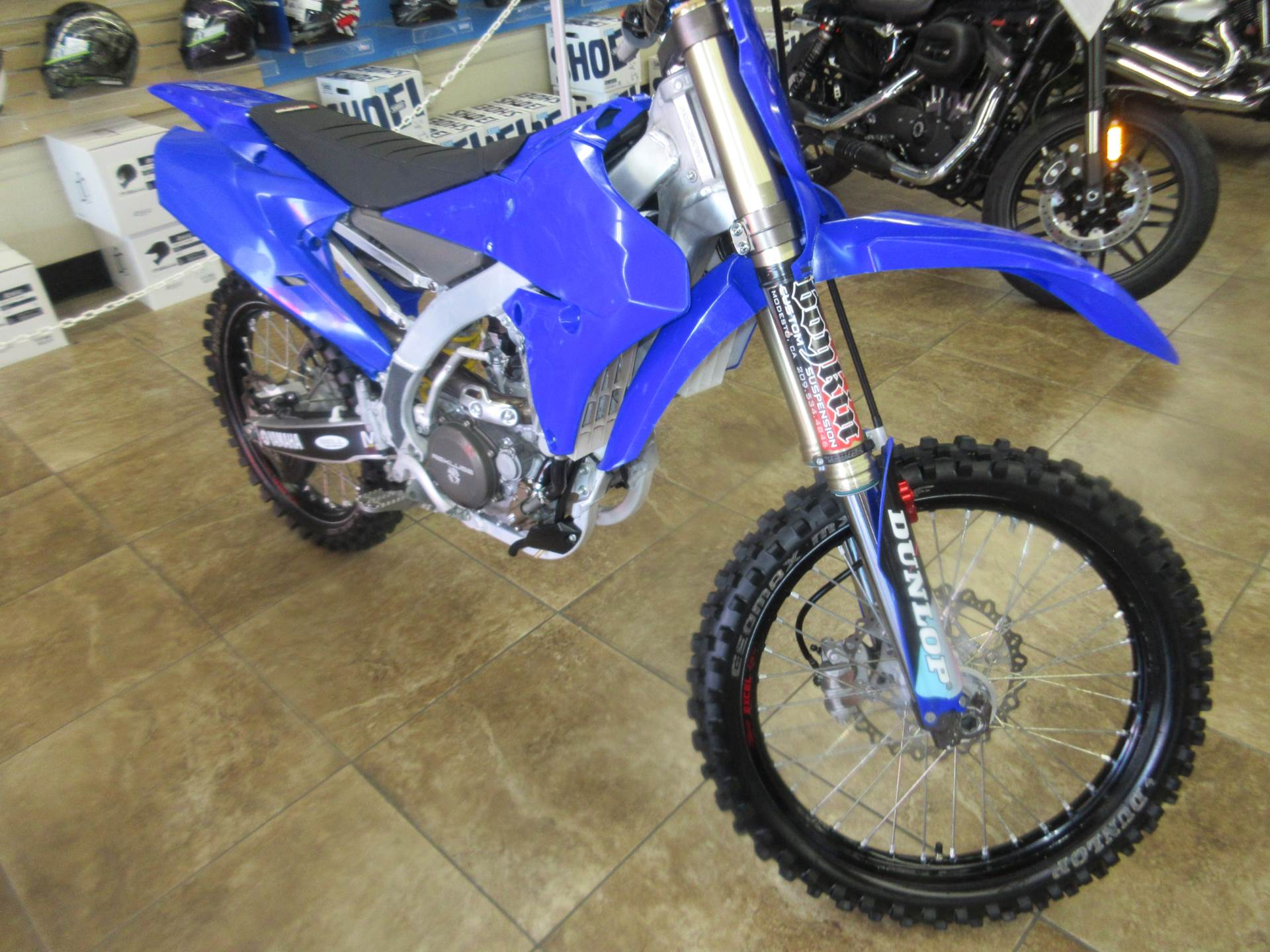 2016 Yamaha YZ250F in Sacramento, California - Photo 1