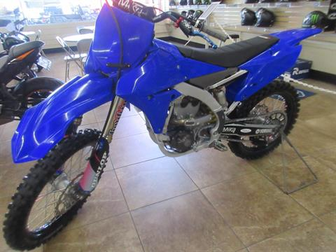 2016 Yamaha YZ250F in Sacramento, California - Photo 2