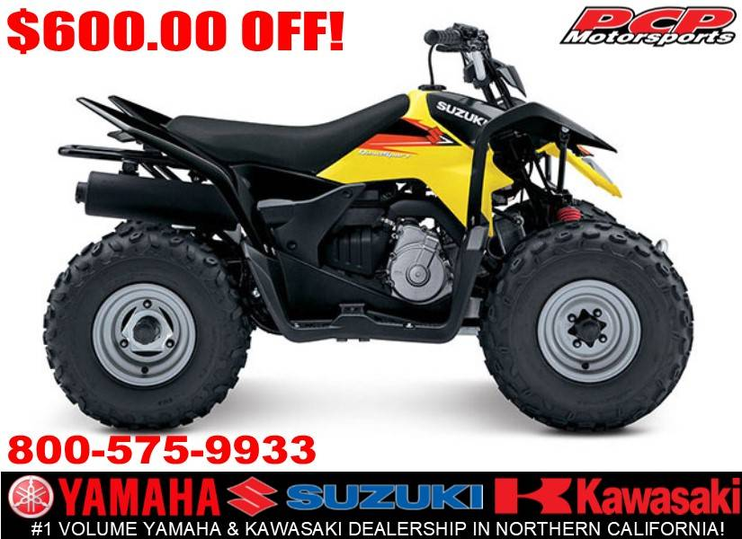 2018 Suzuki QuadSport Z90 in Sacramento, California - Photo 1