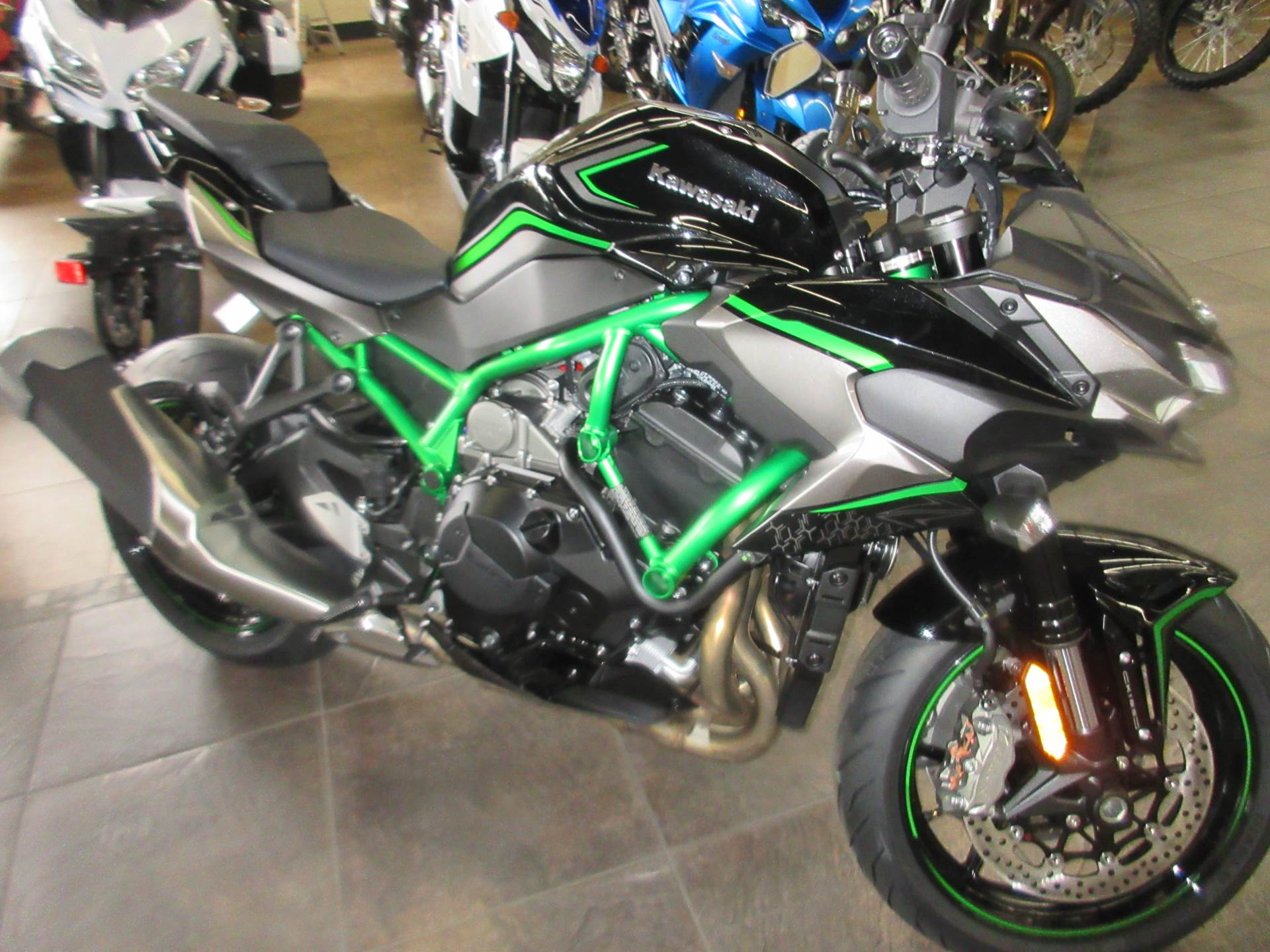 2020 Kawasaki Z H2 in Sacramento, California - Photo 1