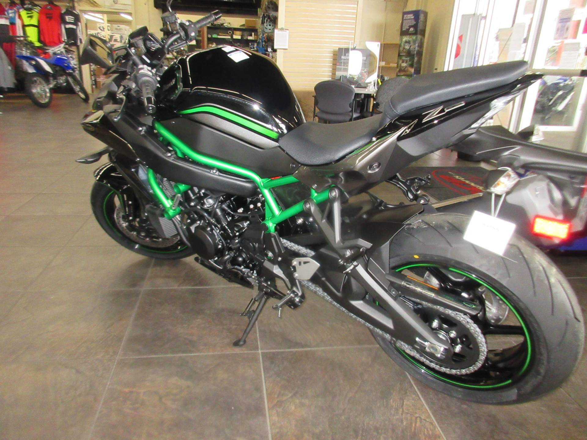 2020 Kawasaki Z H2 in Sacramento, California - Photo 3