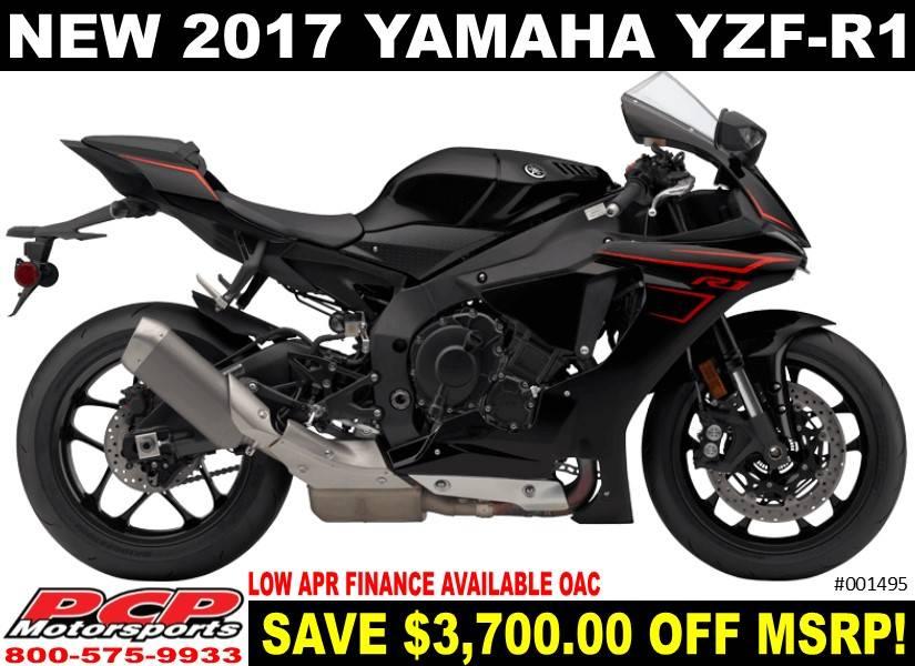 2017 Yamaha YZF-R1 1