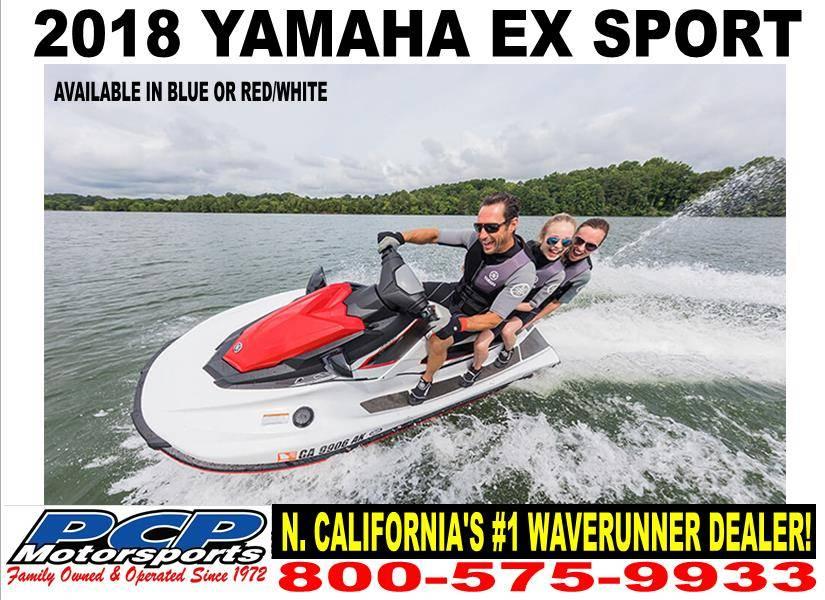 2018 Yamaha EX Sport for sale 142340