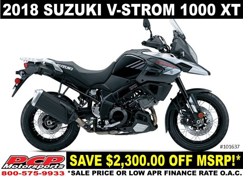 2018 Suzuki V-Strom 1000XT for sale 103981